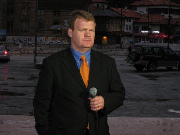 Live in Sarajevo, Bosnia